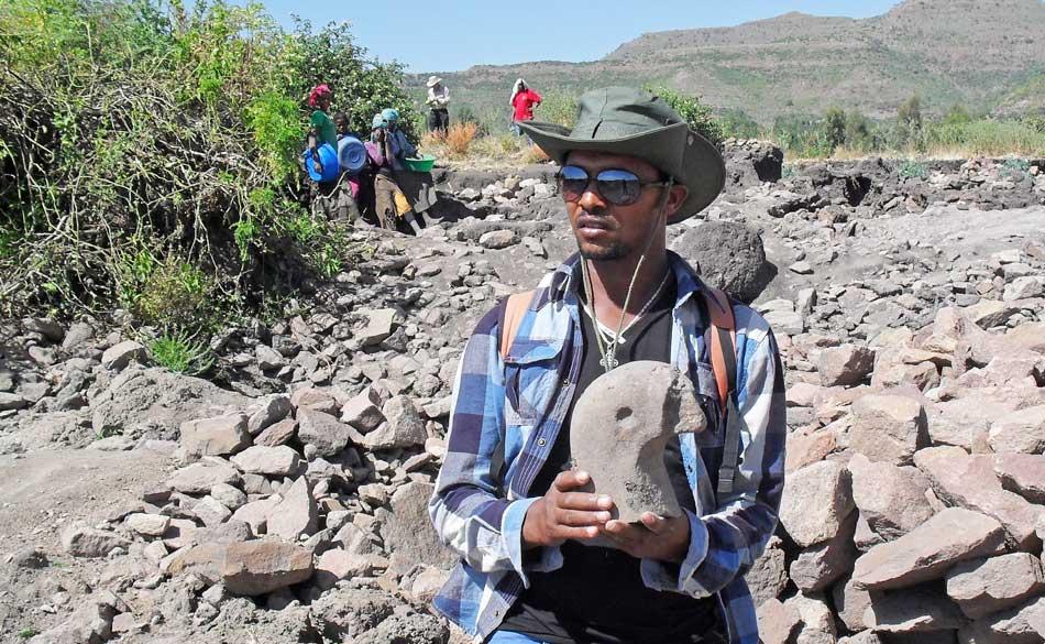 Ethiopia - Shire