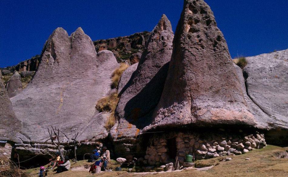 Peru: Sondor