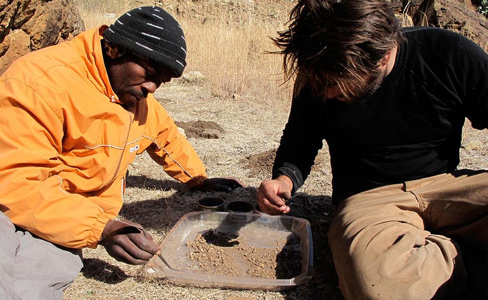 Lesotho, Sehonghong