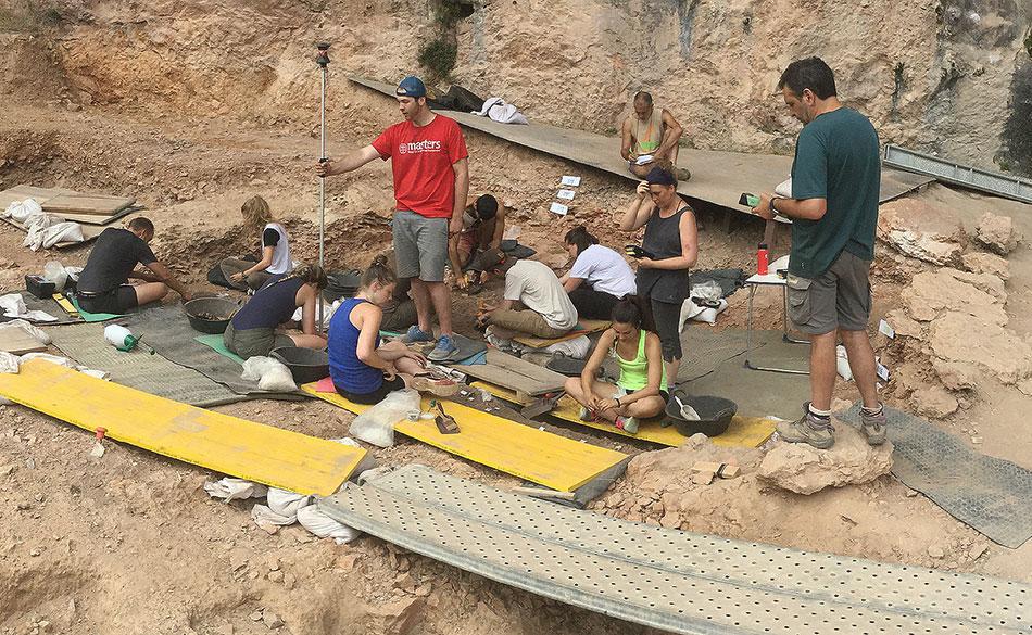 Spain: Cova Gran