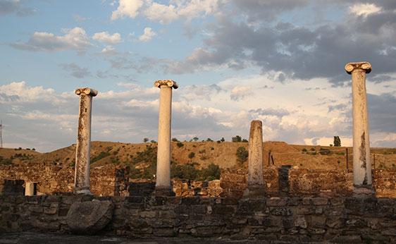 Stobi, Macedonia