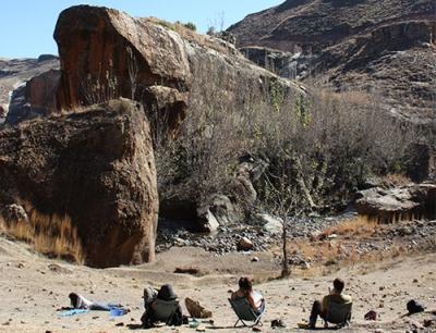Lesotho: Sehonghong