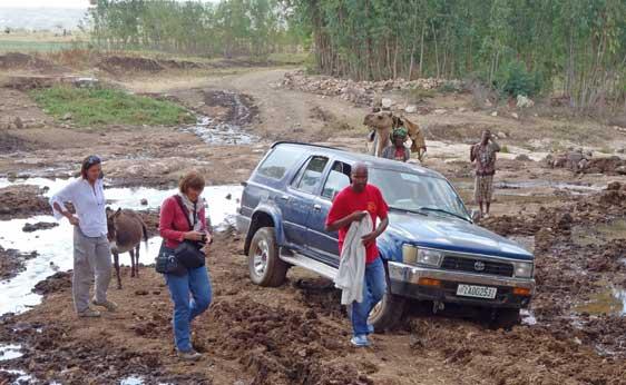 Ethiopia: shire